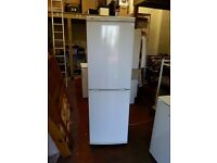 bosch 67 inches tall and 21 inches wide, half & half fridge freezer