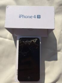 Apple iPhone 4S SPARES AND REPAIRS