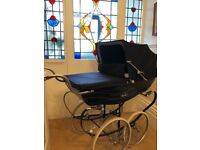 88c273d5a3e202 ... SOLD - Silver Cross Balmoral Pram. Over 25years old so some knocks .