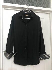 Burberry ladies shirt medium