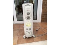 DeLonghi Oil filled heaters for sale