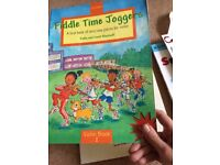 Oxford , Fiddle Time Joggers violin book