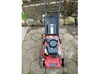 Sovereign petrol engine lawnmower