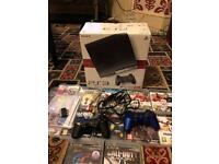 PS3 Slim 120GB