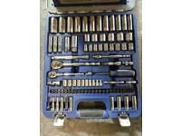 Bluepoint complete socket / spanner set