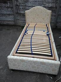 Very good condition full working order electric single bed only £90 good bargain price call now