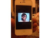 Apple iPhone 4s looks new white on EE, virgin, asda mobile network