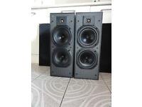 Lovely old Vintage KEF C40 nice sweet melow sounding speakers
