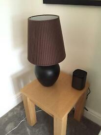 Brown Lamp For Sale