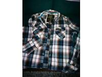 Superdry shirt size medium, Excellent condition
