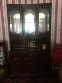 Welsh style cabinet