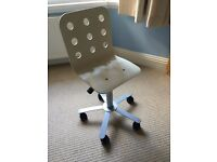 IKEA Children's Swivel Chair (White)