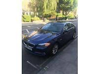 BMW 520D SE 2.0 2010 MANUAL BLUE
