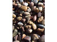 20mm Gravel 2tonne load FREE DELIVERY Retford Worksop Gainsborough Maltby