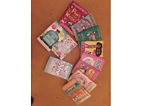 Books for Young girls x 11