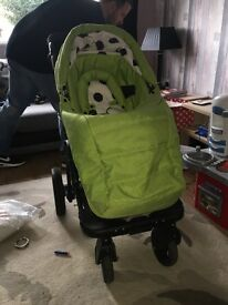 Zezu pushchair
