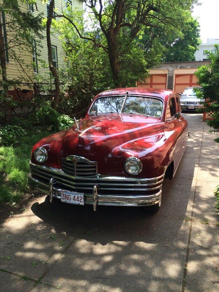 1949 Packard 200  1949 Packard Super Eight  4 door sedan