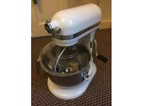 Heavy duty kitchen aid stand mixer with attachments