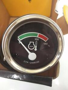 Caterpillar Indicator-CO Mechanical Temperature Gauge P/N: 200-5222