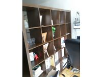 IKEA Expedit 5x5 bookcase/room divider