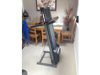 York Pacer 2750 Motorised Treadmill. Good Condition. Up to 10km/h speed. Priced to sell