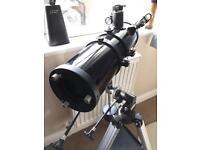 Skywatcher Skyhawk 114 Newtonian Refractor Telescope