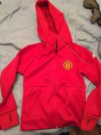 Manchester United boys jacket