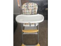 Joie Owl High Chair