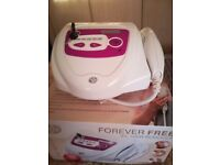 Rio Forever free Ipl hair removal system