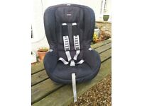 Britax Romer Duo Plus - GROUP 1 - Baby Toddler Car Seat ISOFIX 9-18kg Black Thunder