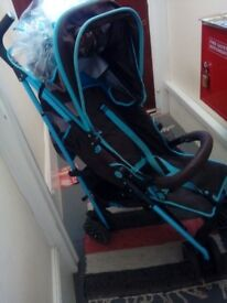 OPTIMUM PUSHCHAIR PET AND SMOKE FREE HOME FOR SALE
