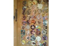 """70 x picture discs LP/12""""/7""""/shaped heavy pettin / flock of seagulls / beck / talk talk /the who"""