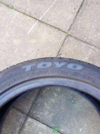 Tyre Toyo Proxes CF2 195/45 R16 84v