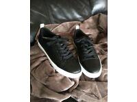 Women's Clarks shoes size6 uk
