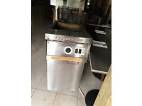 Commercial catering gas fryer