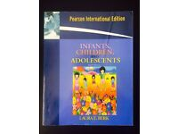 Infants, Children, and Adolescents (Textbook) (Used - Acceptable)