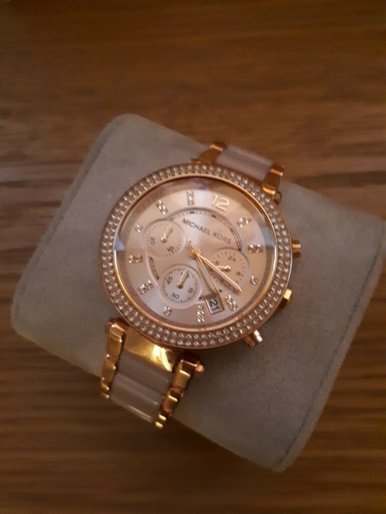 bcd875686776 Ladies Michael Kors Watch. Chester Le Street