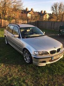BMW 320 D Estate Sport
