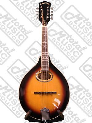 Gold Tone GM-50 A-Style Mandolin (Maple)