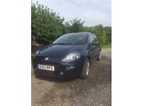 2013 1.25 FIAT PUNTO - LOW MILES - 2 OWNERS - GOOD CONDITION - CRUISE CONTROL - BLUETOOTH