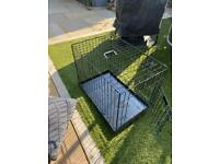 Puppy crate by Lords & Labradors (medium)