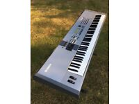 Yamaha Motif 8 music production synthesiser