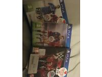Brand new PS4 plus games and 2 Joystick £250