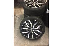 "Vw golf gtd 18"" alloy wheels"