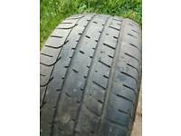 Pirelli 255 35 20 tires set of 4