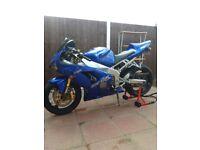 Kawasaki Ninja Zx6r B2H 636cc 2005 ( r6 r1 gsxr cbr)