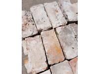 Reclaimed Handmade Red Bricks