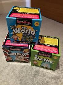 Games brain box
