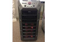 Custom Built Computer - Water Cooled, Intel Core i7 4790k, 16GB RAM, 2x AMD Radeon R9 290 4GB PC