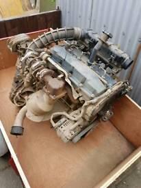 Transit engine